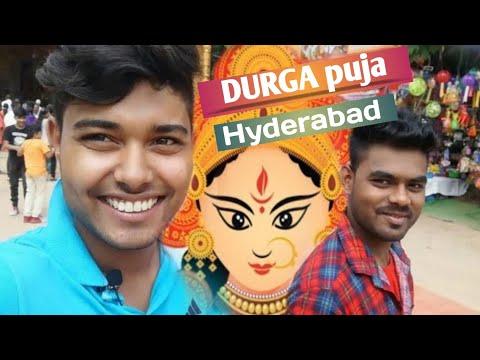 #Happy_DURGA PUJA 2019 IN Hyderabad / bangiya sanskritik Sangha club
