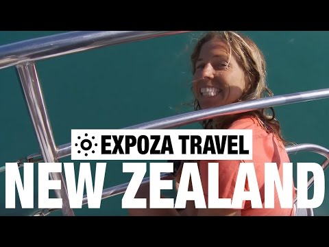 New Zealand Part 2 (Oceania) Vacation Travel Wild Video Guide