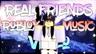 *.:。 Real Friends - Camila Cabello | Roblox Music Video |