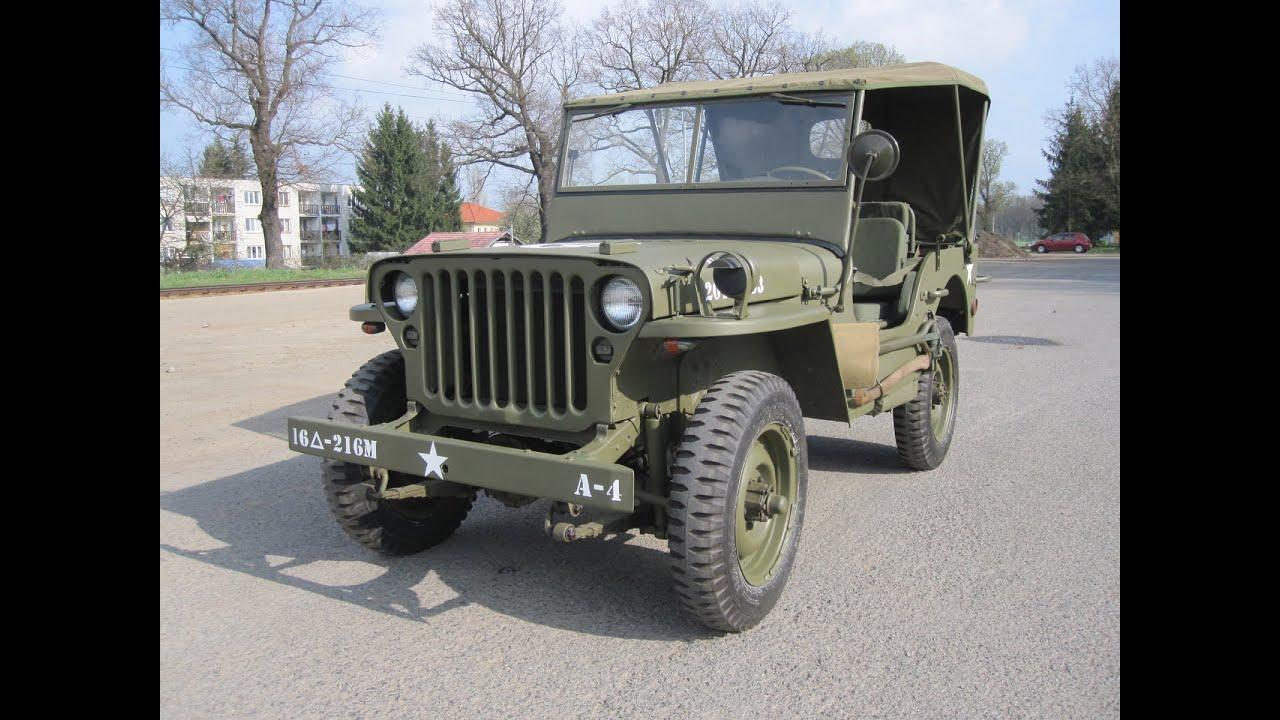 Jeep Ford Gpw 1942 Doovi