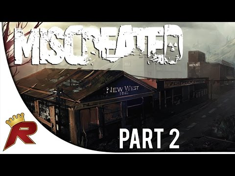 "Miscreated Survival Gameplay - Part 2: ""Bandits & Mutants!"" (Pre-Alpha)"