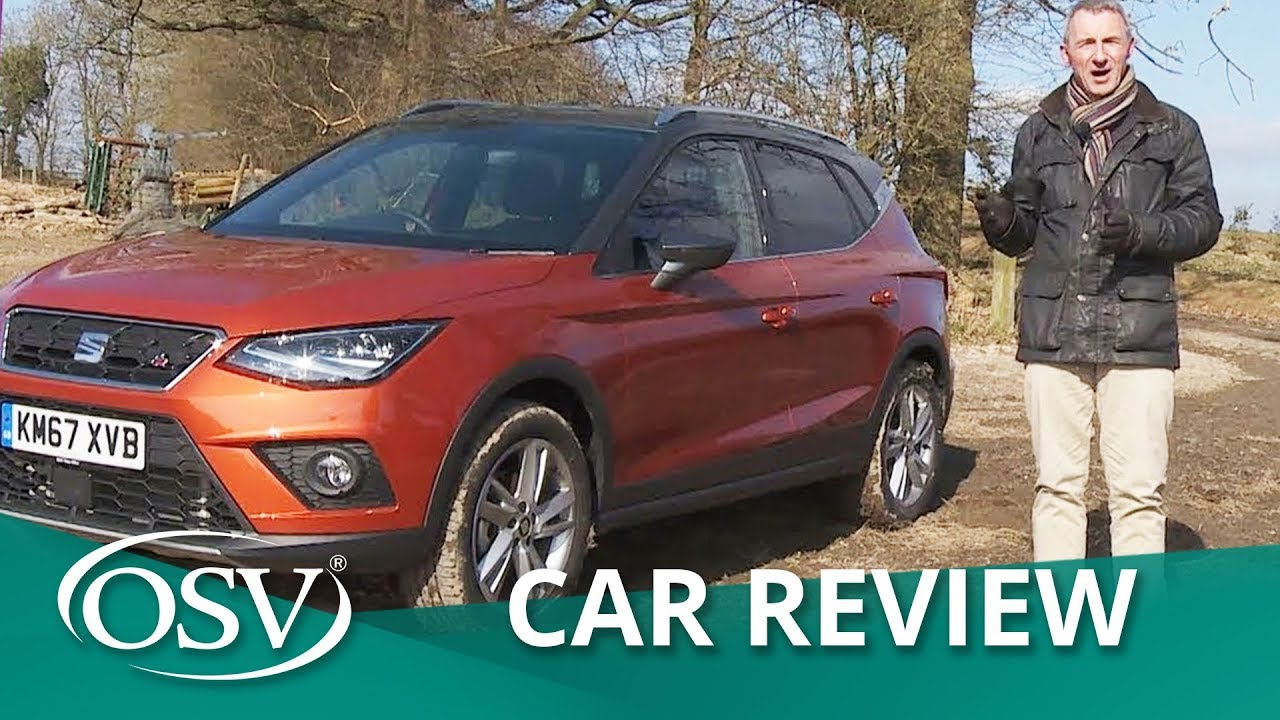 Seat Arona 2018 In-Depth Review | OSV Car Reviews