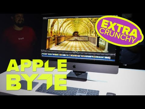 The iMac Pro has arrived (Apple Byte Extra Crunchy, Ep. 114)