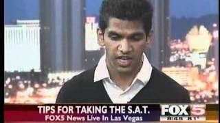 Perfect 2400 SAT Score Student Reveals Secrets to Improve SAT Score!