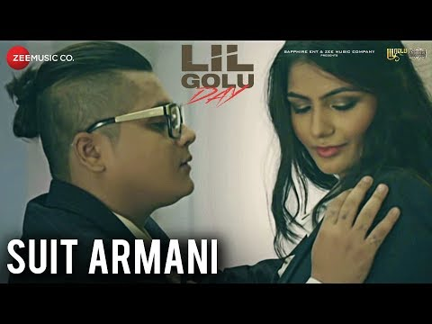 Suit Armani - Official Music Video | Lil Golu | Artist Immense