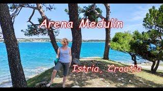 4K 2019 Arena Medulin Campsite, Pula, Istria, Croatia