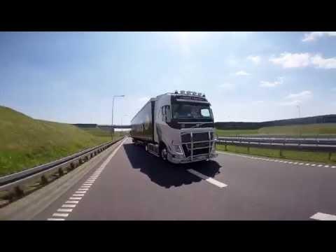 Edro Trans - Volvo FH Ocean Race 2015