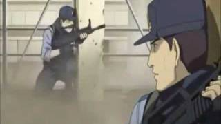 PLA Soldiers in Anime
