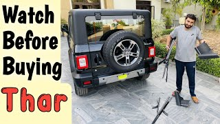 Mahindra Thar problems after buying | Punjabi vlogs