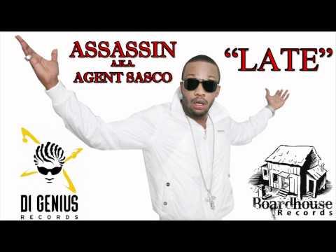 Assassin aka Agent Sasco - Late - Di Genius - September 2011
