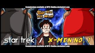 Star Trek/X Men #1 - Atop the Fourth Wall