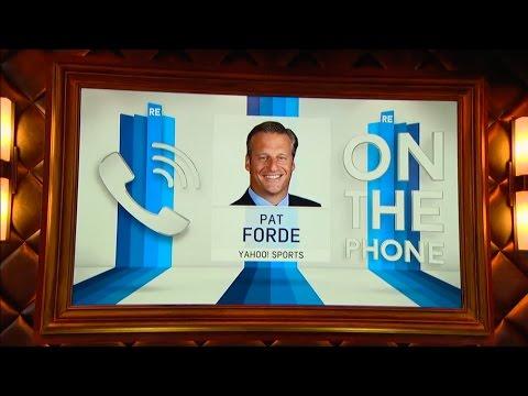 Yahoo Sports Columnist Pat Forde Talks College Football & More - 12/7/15