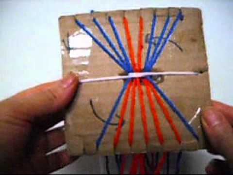 how to make friendship band with thread
