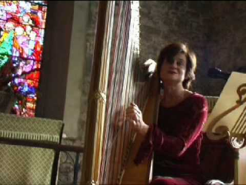 Fields Of Fasseroe : Claire Roche at Hill Of Tara Church