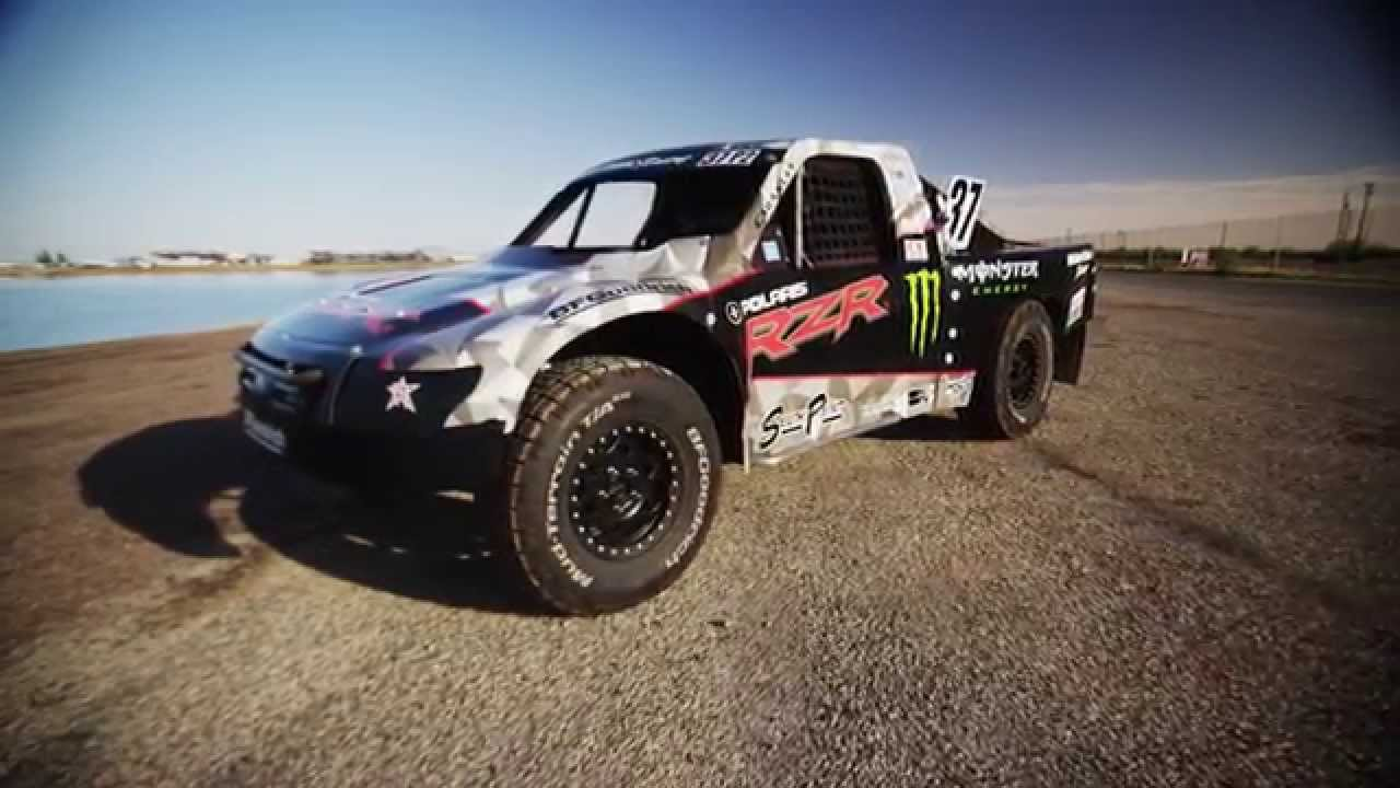 Ta Truck Stop >> 2014 RJ Anderson Polaris RZR PRO-2 Reveal - YouTube
