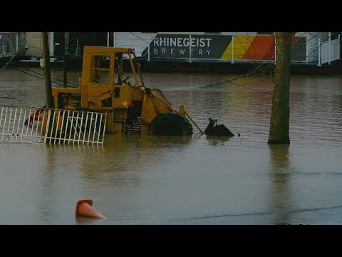 More rain means more clean-up for businesses affected by high water