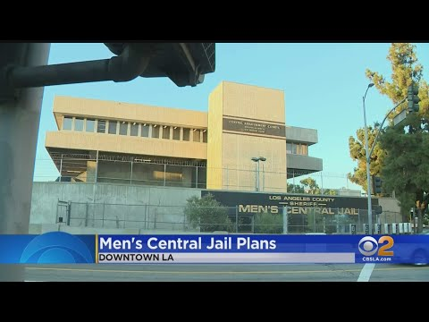 EXCLUSIVE: Sheriff Villanueva Offers Inside Look At Men's Central Jail