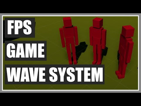 Wave System  - FPS Game In Unity - Part 63 thumbnail