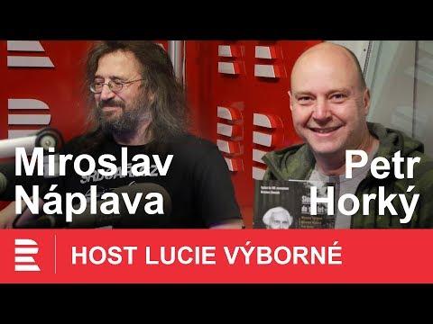 Petr Horký a Miroslav Náplava: Žijeme v iluzi, že známe svět