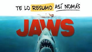 La Saga De Tiburon | #TeLoResumo #QuedateEnCasa