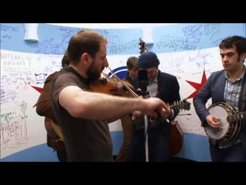 The Punch Brothers cover The Cars