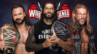5 Rumored WrestleMania 37 Matches