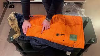 Куртка Alpha Industries N-3B Slim Fit Parka обзор от магазина BrandPalace.ru / Alyaska24.ru