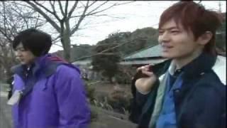 2010 ナビゲートDVD「書の道へようこそ!」 柳下大 古原靖久 三浦涼介 牧...