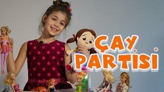 Video Niloya Barbie Elsa Çay Partisinde | Oyuncaklarımla Evcilik Oynuyoruz download MP3, 3GP, MP4, WEBM, AVI, FLV November 2017