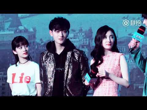 [fancam] 180203 Drama Negotiator Beijing press conference
