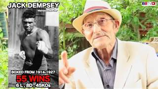 TOMMY DIX REMEMBERS JACK DEMPSEY