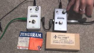 Quick Tip - Checking Germanium Transistor Noise