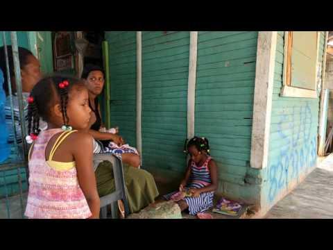2016.06.10 -  Enjoying coffee in El Mango limpio Dominican Republic