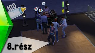 The Sims 4 - 100 Baba Kihívás - Egy kis szórakozás...  - 8.rész(The Sims 4 - 100 Baba Kihívás - Egy kis szórakozás... - 8.rész Mikor van SIMS 4 rész? - ⚠ Minden Szombaton! ⚠ Ezek a kiegészítők vannak meg az alapjátékon ..., 2016-04-30T08:00:01.000Z)