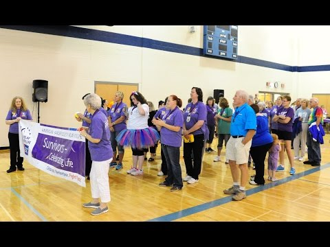 Clinton County Relay for Life at Case Arena Frankfort, Indiana