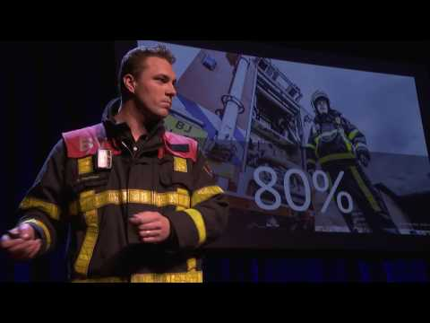A Firefighter's Approach to a Future-proof Community | Peter Bloemers | TEDxVenlo