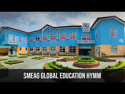 [Learning English] English Academy in Cebu, Philippines: SMEAG GLOBAL SCHOOL HYMN