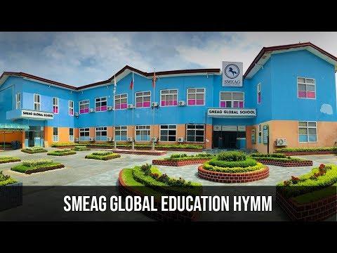 [Learning English] English Academy in Cebu, Philippines: SMEAG GLOBAL SCHOOL HYMN