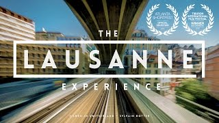 The Lausanne Experience | A city hyperlapse of Switzerland |(Have you ever watched Lausanne (Switzerland) in a motion time-lapse? ⎹ This is called a city ☆HYPERLAPSE☆ ! Experience the beautiful city of Lausanne ..., 2015-11-28T08:28:56.000Z)