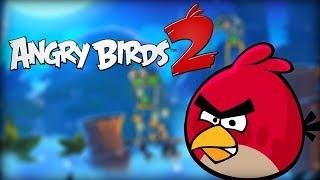 Angry Birds 2 - Rovio Cobalt Plateaus Fluttering Heights 340 BOSS LEVEL Walkthrough