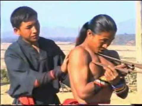 Manipuri Indigenous Martial Art....THANG-Ta.......Yot Konba Tondang & Noren