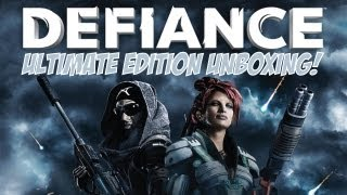 ★ Defiance: Ultimate Edition Unboxing