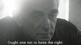 I'm so-so 2/6 - rozmowa z K. Kieślowskim, film dokumentalny