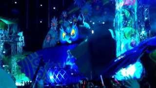 Tiësto LIVE VIDEO - Full Set @ EDC Las Vegas 2013 / Kinetic Field Stage, 06-22-2013, 1080p HD