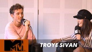 Troye Sivan FB live interview l MTV Music