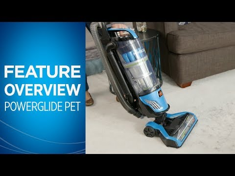How to Use Your PowerGlide® Pet Upright Vacuum