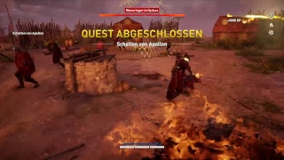 Letsplay Assassins Creed Orginis  (Deutsch) (HD) (PS4) Part 37 Mit Davide Bari