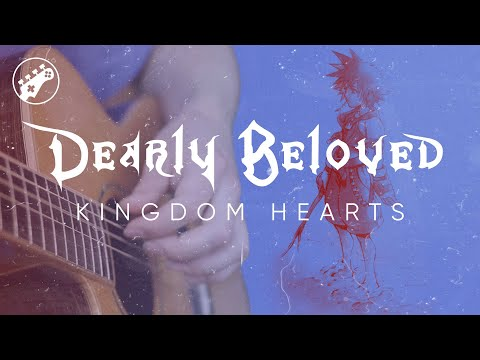 Dearly Beloved (Kingdom Hearts) Acoustic Guitar Cover || ArnyUnderCover