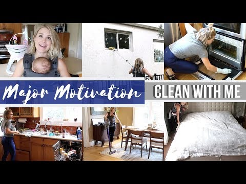 NEW! 2019 EXTREME CLEAN WITH ME | ULTIMATE CLEANING MOTIVATION | DOING ALL THE THINGS | sahm