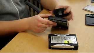 Pevný disk ( HDD )
